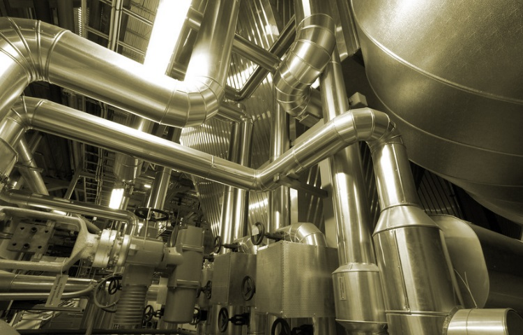 Industrial air conditioning - Comaple